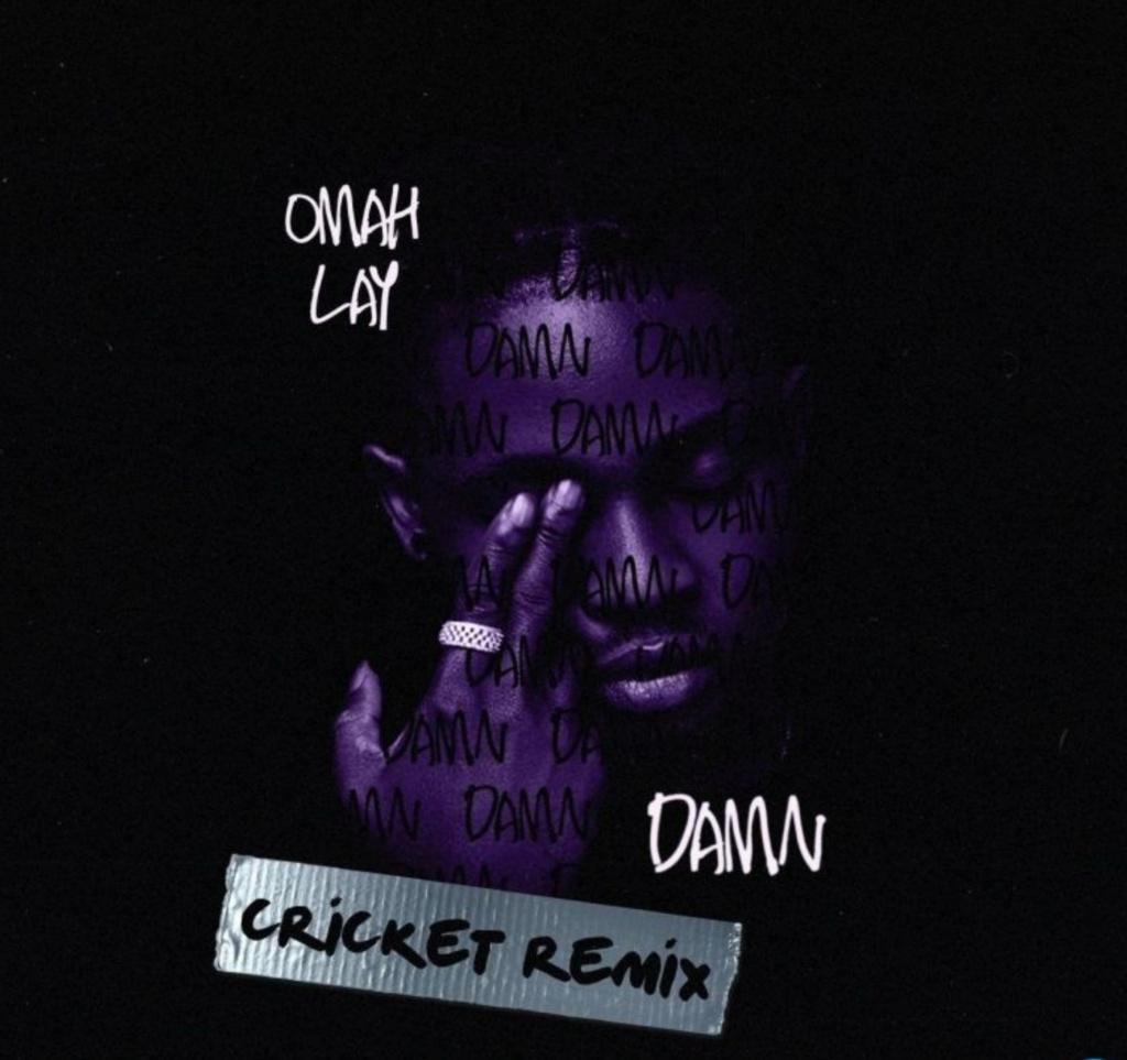 [Music] Omah Lay – Damn (Cricket Remix) | Download Mp3 Insho636