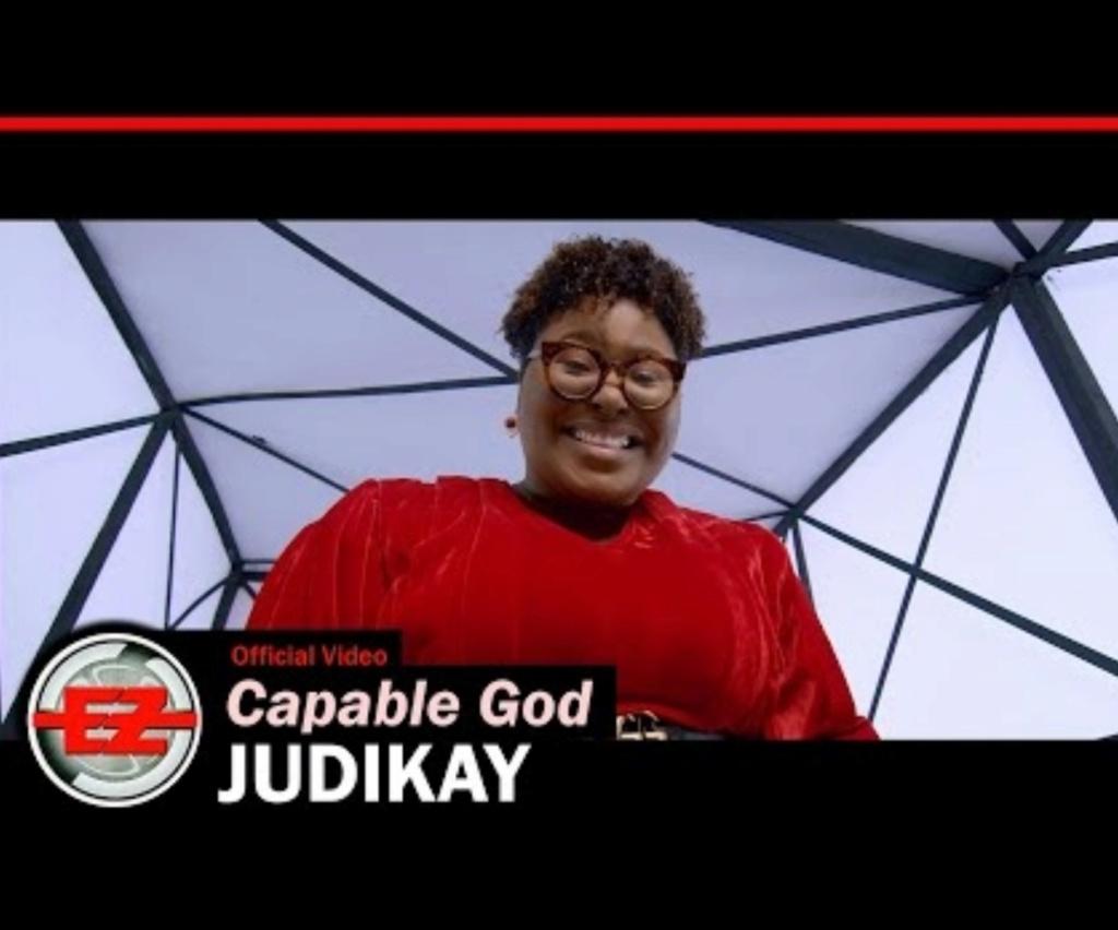 [Video] Judikay – Capable God | Download MP4 Insho668