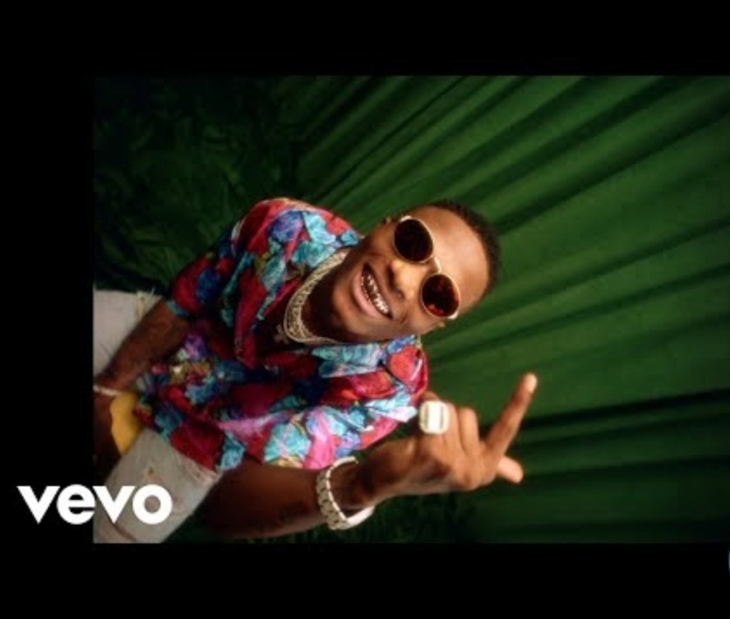 [Video] Wizkid — No Stress | DOWNLOAD MP4 Insho688