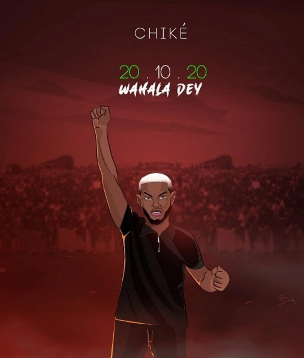 [Music] Chike – 20.10.20 (Wahala Dey) | DOWNLOAD MP3 Insho721
