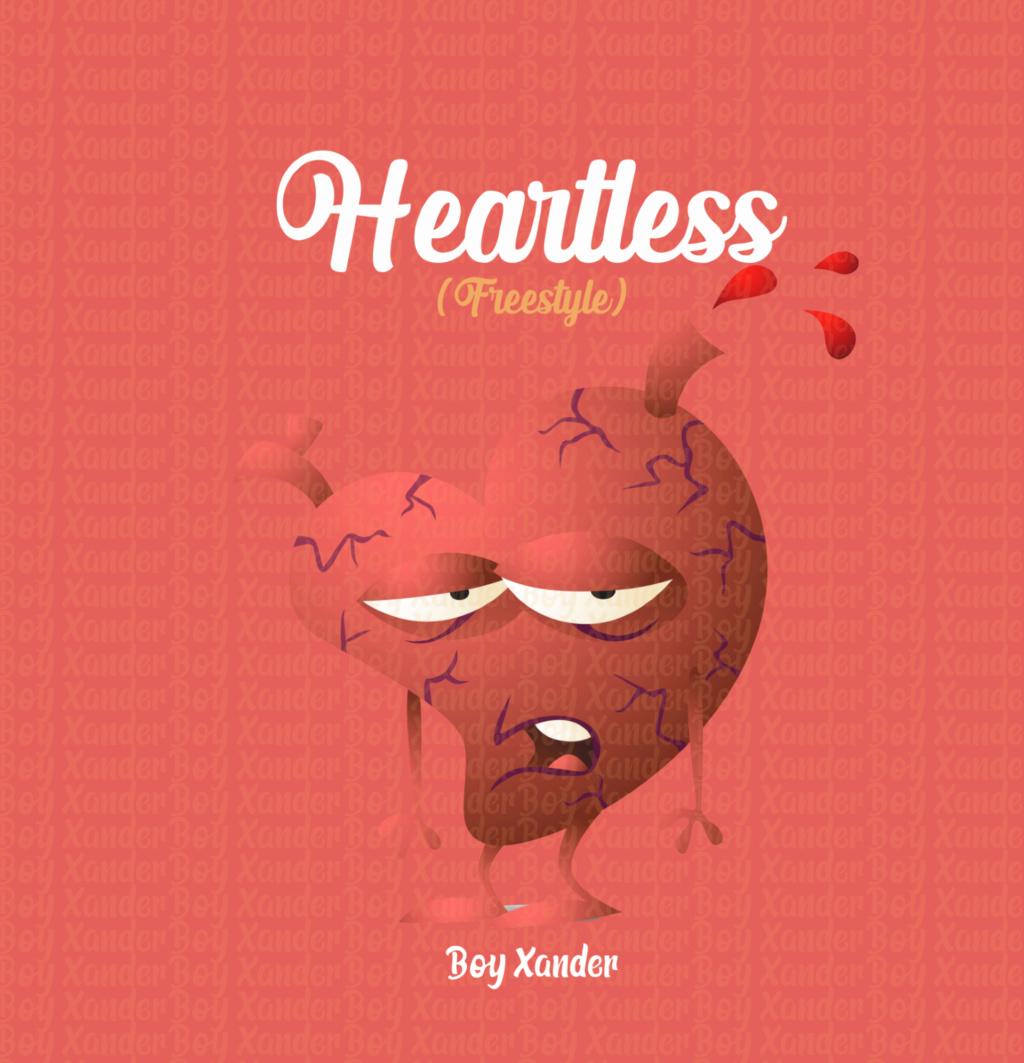 [Music] Boy Xander — Heartless | DOWNLOAD MP3 Insho750