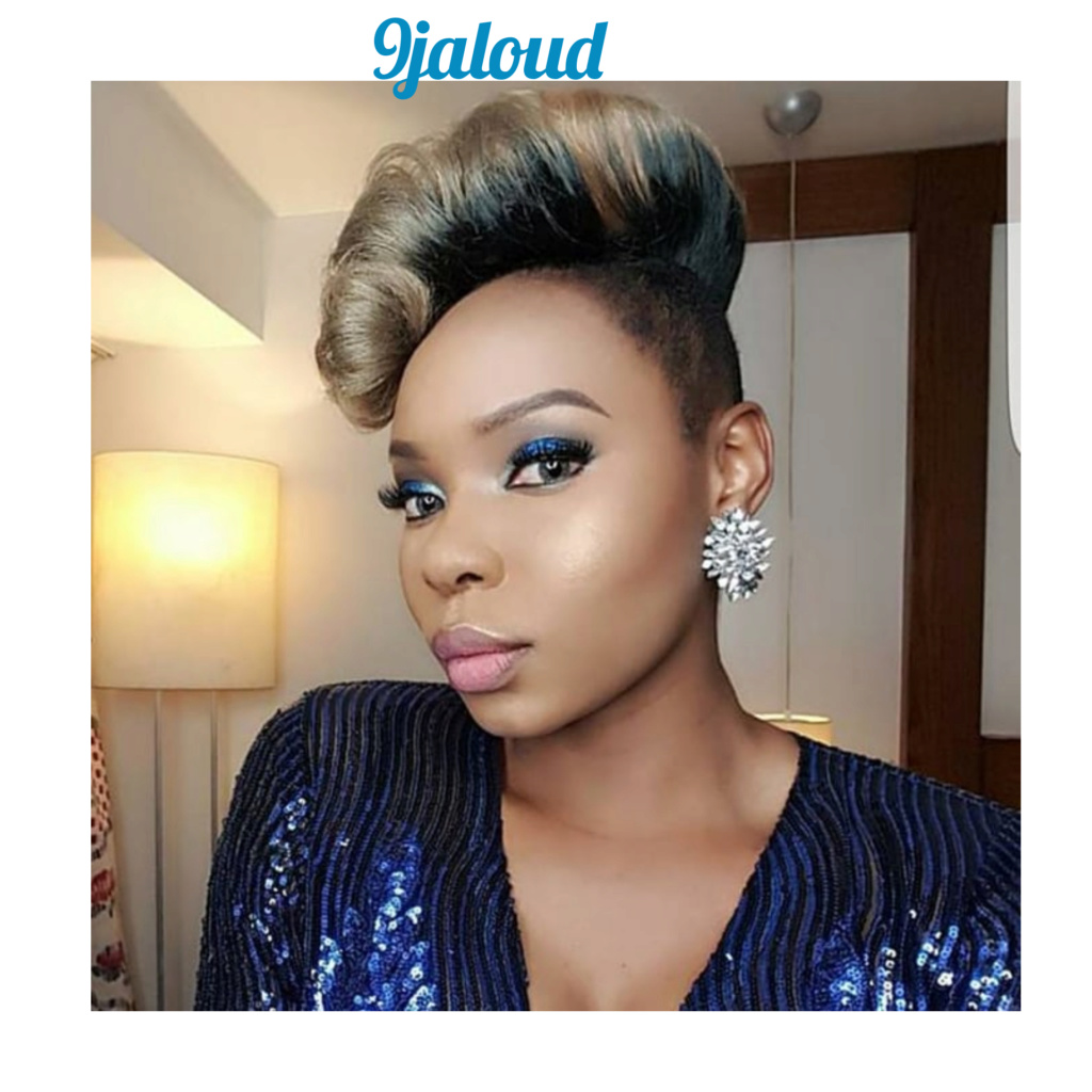 Yemi Alade slams policemen for harassing her dancer (Watch Video) Inshot16
