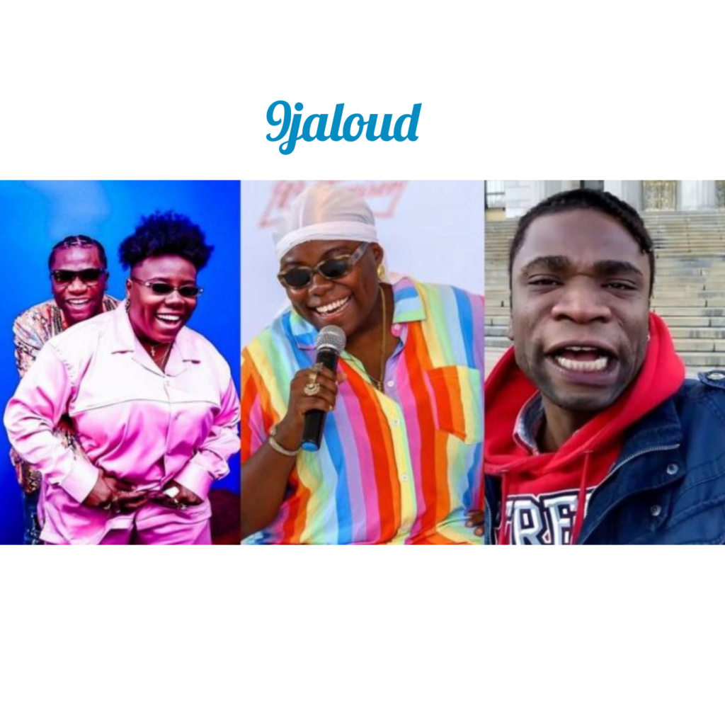 Speed Darlington Reconcile With Teni Months After He Questioned Her Sexuality Inshot33