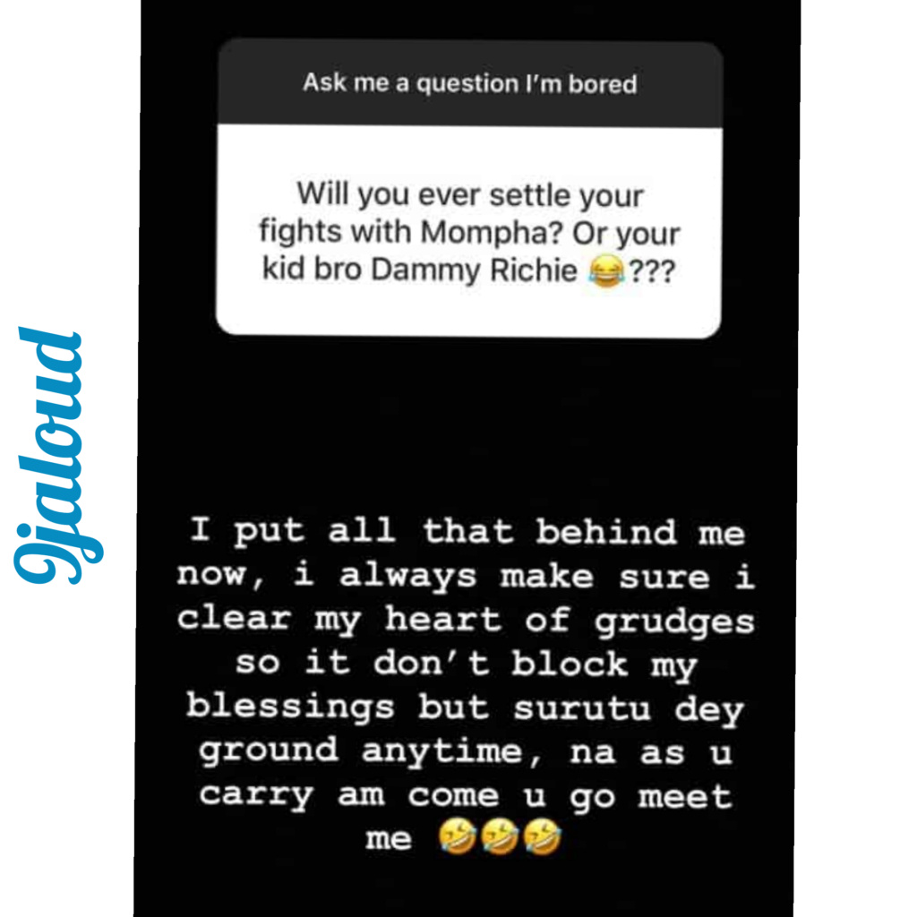Hushpuppi Speaks On His Beef With Mompha (Read Here) Inshot41