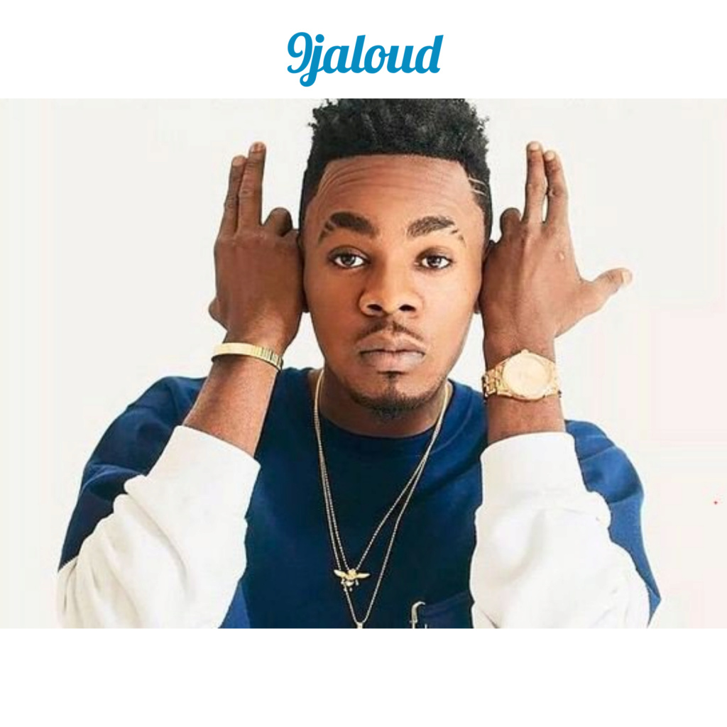 Hardship I Suffered In The Past Taught Me To Be Wise — Patoranking Inshot45
