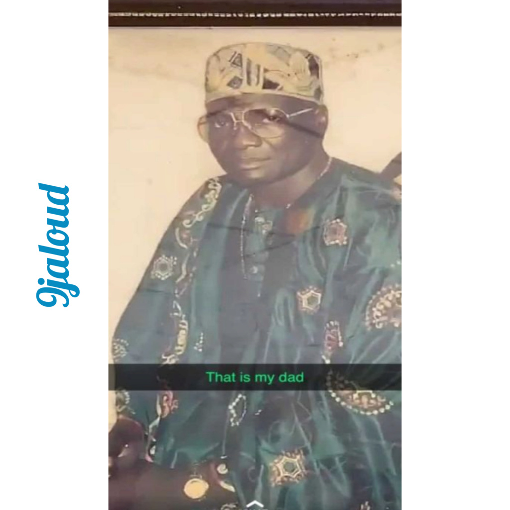 Bobrisky Shares Photos Of His Late Father And Mother (Photos) Inshot57