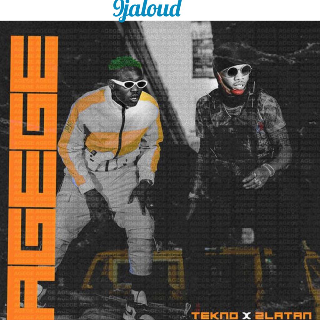 Tekno – 'Agege' Ft. Zlatan | 9Jaloud Lyrics Inshot87