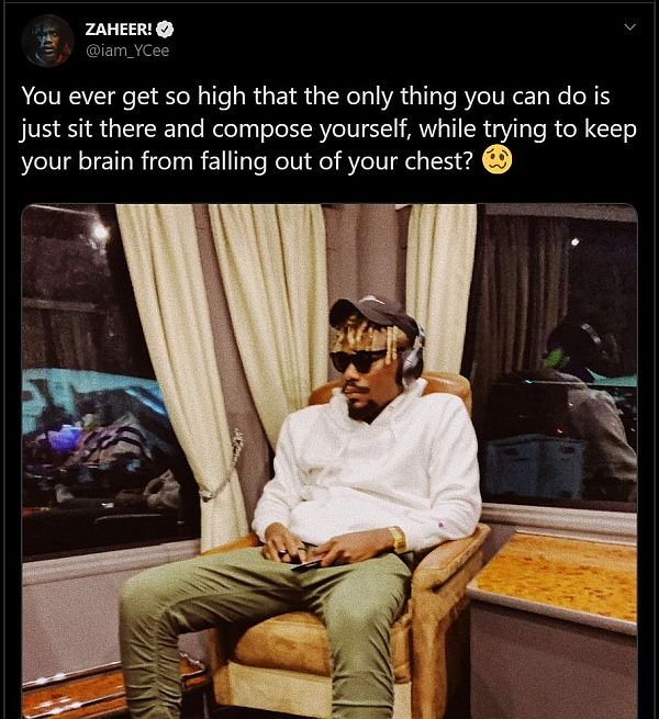 See Ycee Reply To A Troll Who Called Him A Bad Influence (See His Reply) Iuygf10