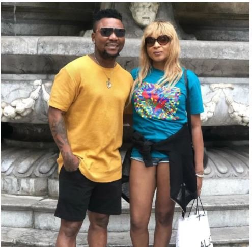 'Don't Let What People Say Jeopardize Our Happiness' – Oritsefemi Tells Wife, Nabila Jbh11