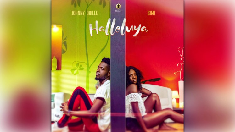 [Download Music]  Halleluya By Johnny Drille Ft. Simi  Johnny10