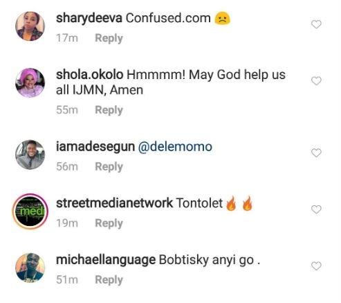 'He's Sleeping With Tonto Dikeh' – Nigerians React As Bobrisky Reveals He Is Still Into Girls Jvfb-v10