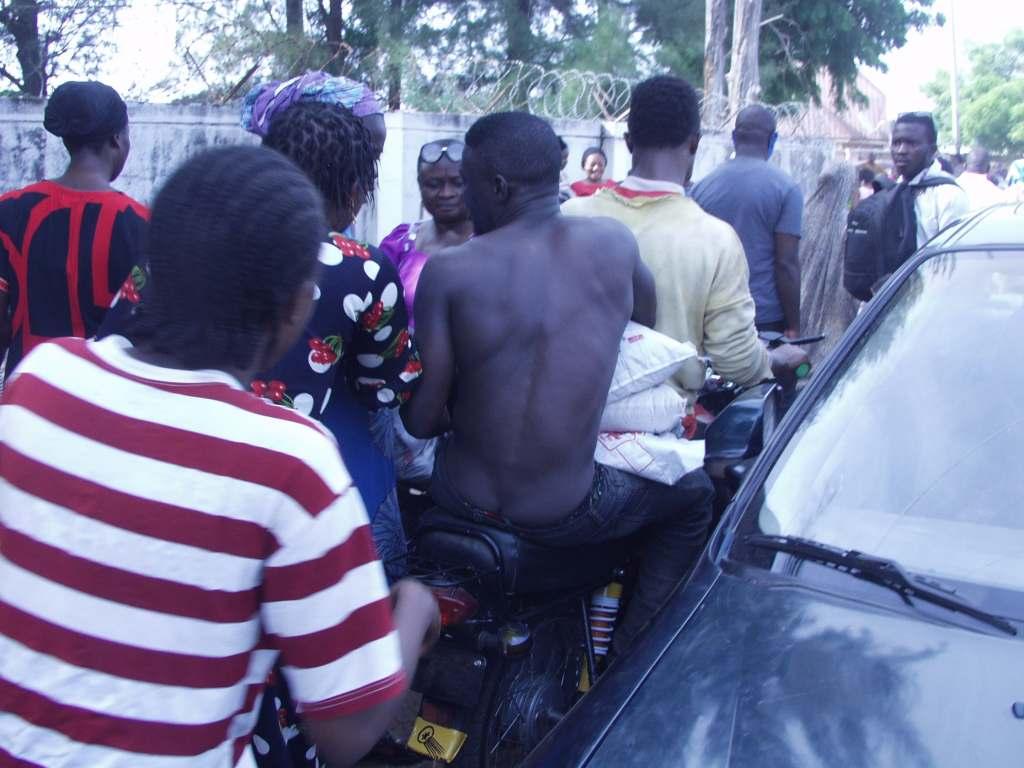 Food, Drugs Stolen From Warehouse Poisonous – Kaduna Govt Kaduna10