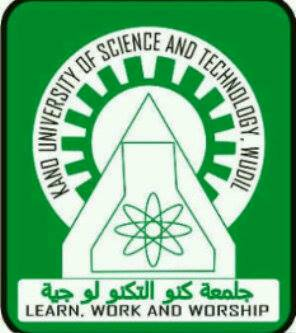 KUST Acceptance Fee and Admission Letter Printing Procedures for 2018/2019 Academic Session  Kano-s11