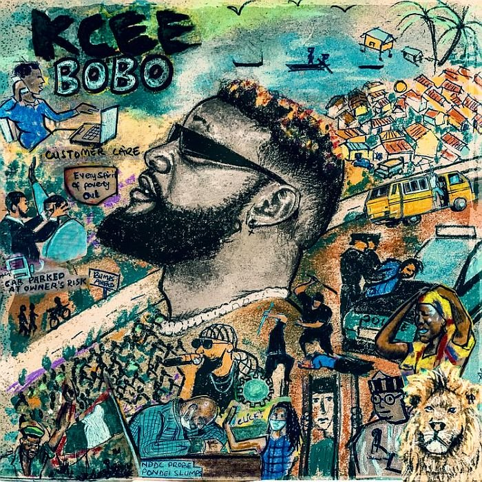 [Music] Kcee – Bobo | Download Mp3 Kcee-b11