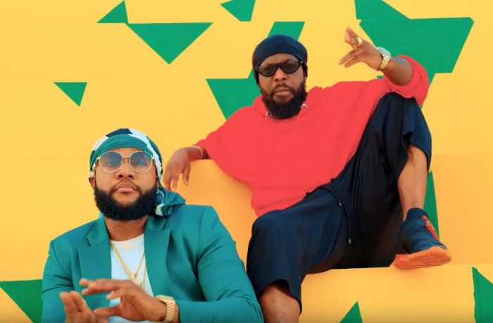Kcee Ft. Timaya – Erima | 9Jatechs Music Video  Kcee-f10