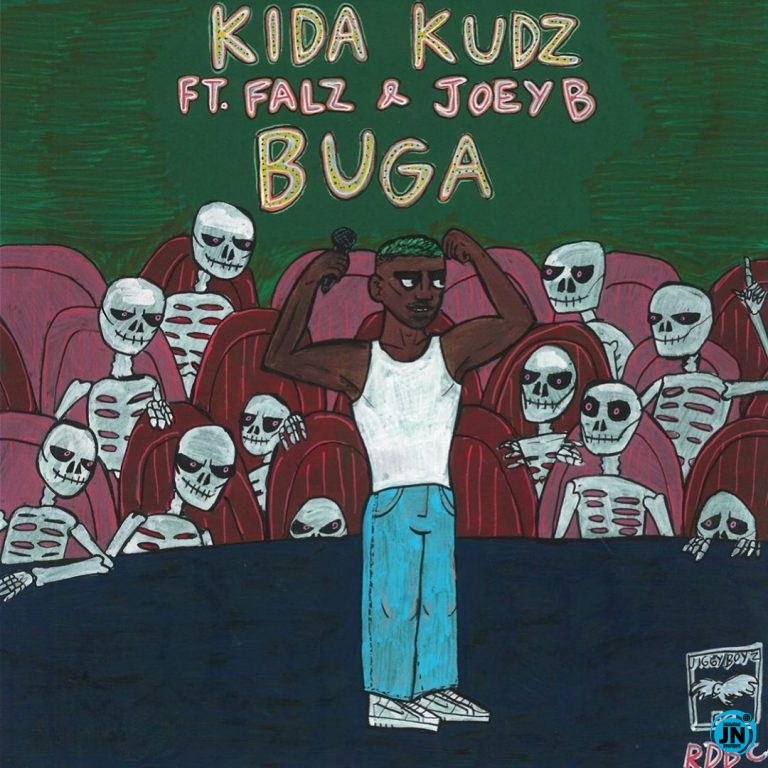 [Music] Kida Kudz – Buga ft. Falz & Joey B   Mp3 Kida-k13