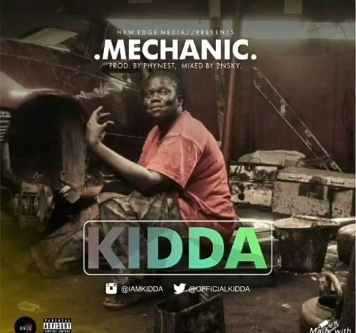 "[Download Music] Kidda – ""Buckle up"" and  ""Mechanic"" Kidda-10"