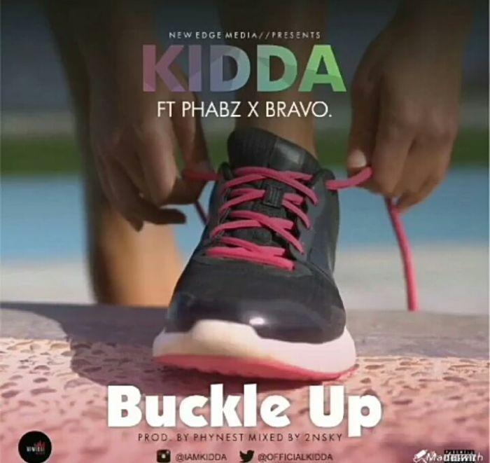 "[Download Music] Kidda – ""Buckle up"" and  ""Mechanic"" Kidda-11"
