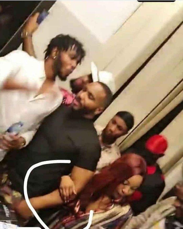 2020 BBNaija: Erica And Kiddwaya Reunite At Kiddwaya's House Party (Watch Video) Kiddwa22