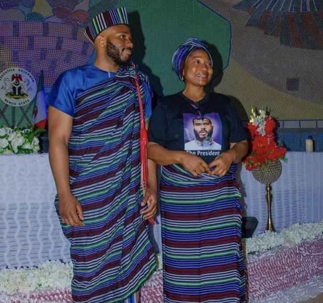 Checkout Photos Of Kiddwaya From His Benue State Homecoming Party Kiddwa29