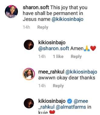 Kiki Osinbajo Showered With Prayers As She Flaunts Her Boyfriend Kiiiii18