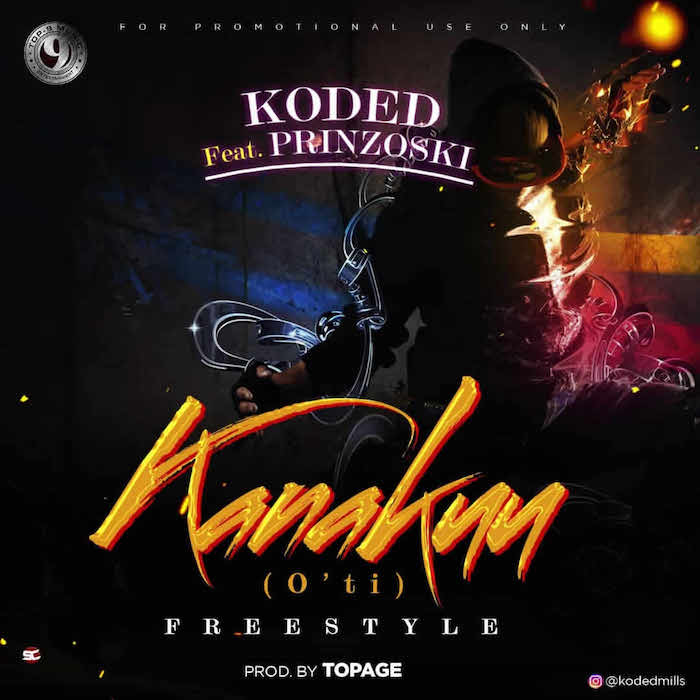 "[Music] Koded – 'Kanakuu"" Ft. Prinzoski 
