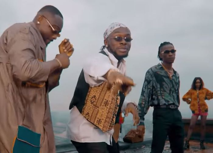 "Krizbeatz – ""Level"" Ft. Sean Tizzle & Ceeboi 