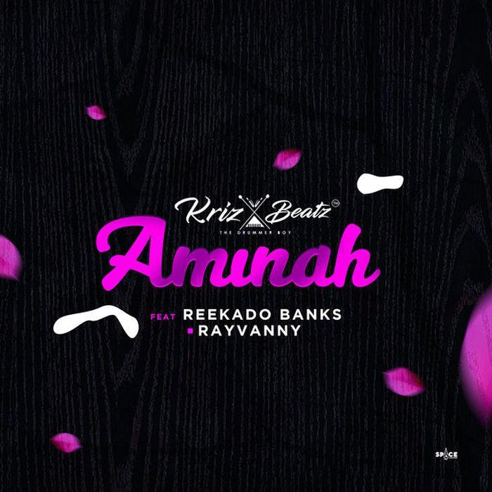 Krizbeatz Ft. Reekado Banks x Rayvanny – Aminah | 9Jatechs Music Mp3 Krizbe11