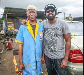 Kunle Afolayan Writes Emotional Tribute For Late Veteran Actor, Alabi Yellow Kunle-11