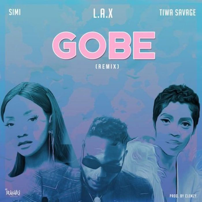"[Music] L.A.X – ""Gobe (Remix)"" Ft. Simi x Tiwa Savage | Mp3 L_a_x-11"