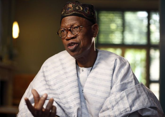 """80% Of What You Read On Social Media Is Fake"" – Lai Mohamed Tells Nigerians In Diaspora Lai-mo10"