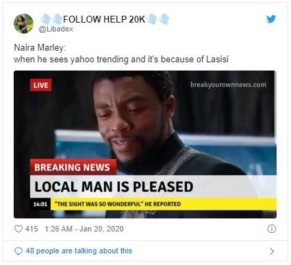 """Lasisi Is A Yahoo Boy"" – Fans Accuse Comedian Over Accuracy Of His Skit (Watch Skit) Las-410"