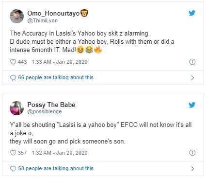 """Lasisi Is A Yahoo Boy"" – Fans Accuse Comedian Over Accuracy Of His Skit (Watch Skit) Las-510"
