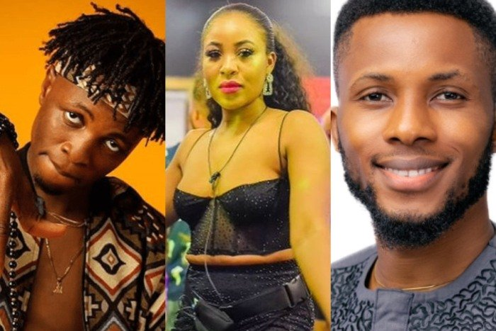 BBNaija: Brighto Encourages Laycon To Propose To Erica Before He Loses Her Laycon17