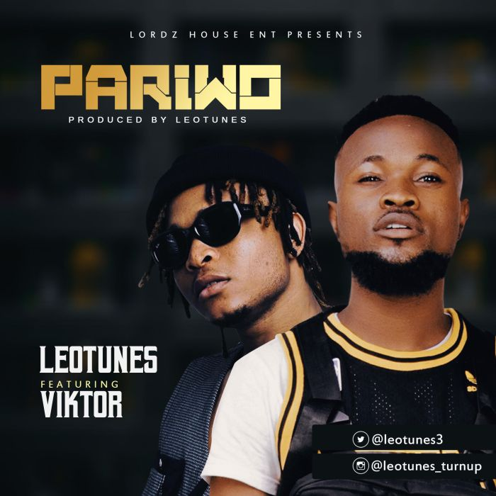 "Leotunes – ""Pariwo"" Ft. Viktor 