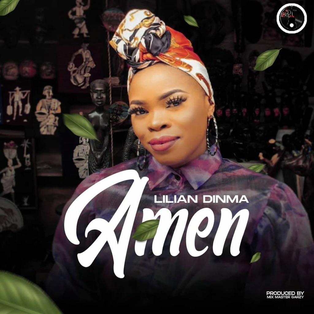 [Music] Lilian Dinma – Amen | Download Mp3 Lilian10