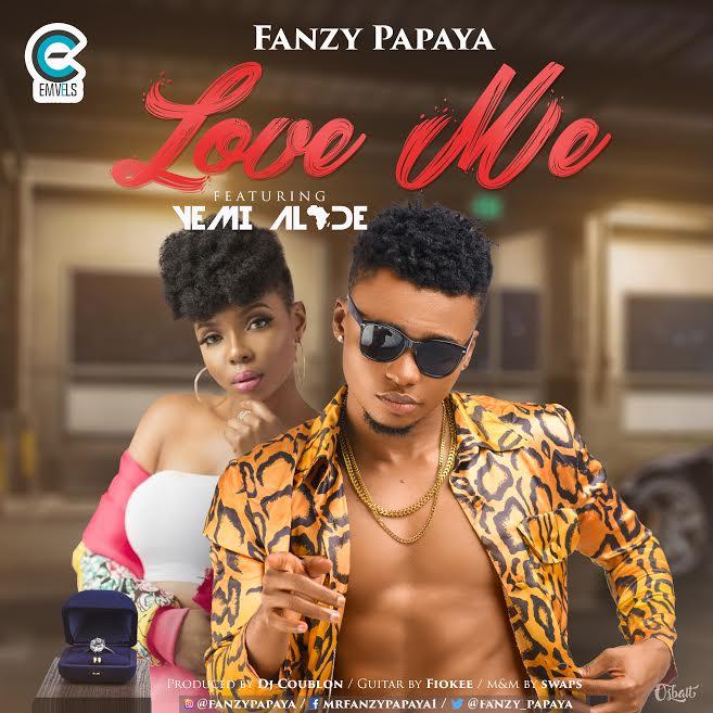 [Download Video] Fanzy Papaya Ft. Yemi Alade – Love Me Love-m10