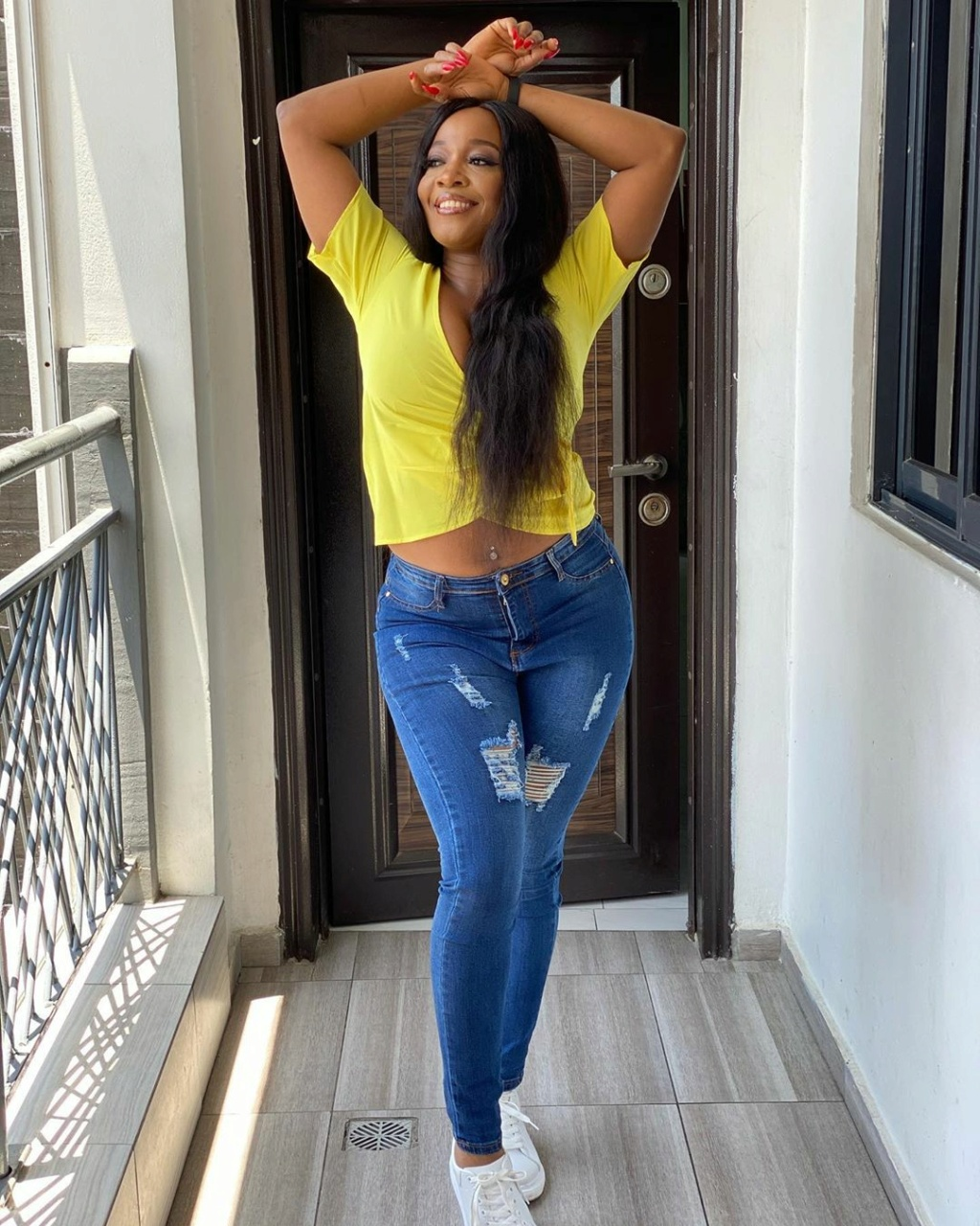 I'm Not Going To Impress Anyone At The Cost Of My Happiness – BBNaija's Lucy Warns Lucyed10