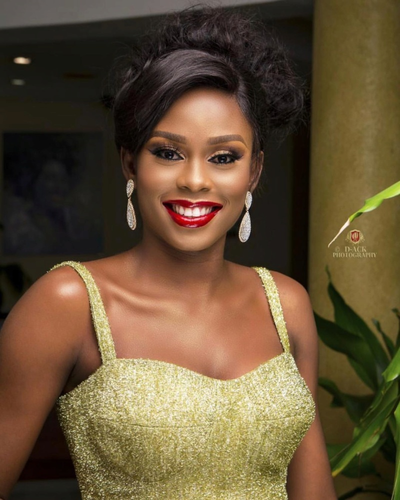 Nigerian Actress, Lydia Lawrence-Nze Welcomes A Baby In Canada (Pictures) Lydia_10