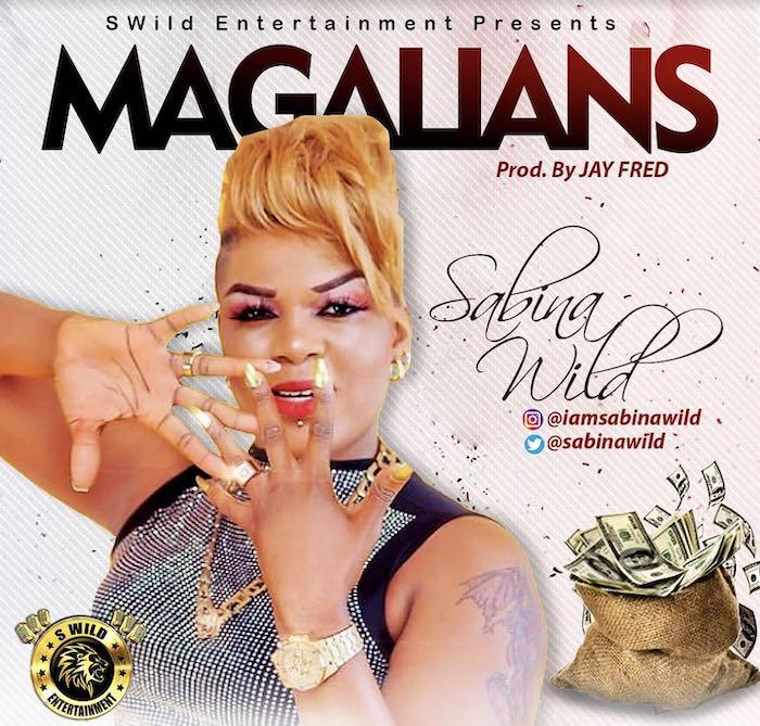 [Music] Sabina Wild – Magalians | Mp3 Maga10