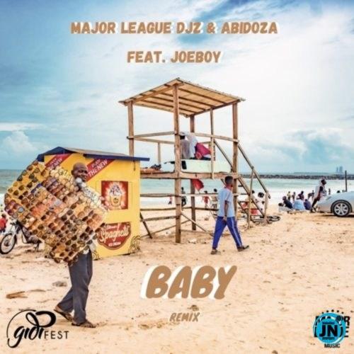 [Music] Major League & Abidoza – Baby ft. Joeboy (Amapiano Remix) | Mp3 Major-11