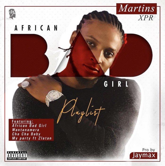 [Music] Martins XPR – Wantanamela | Mp3 Martin13