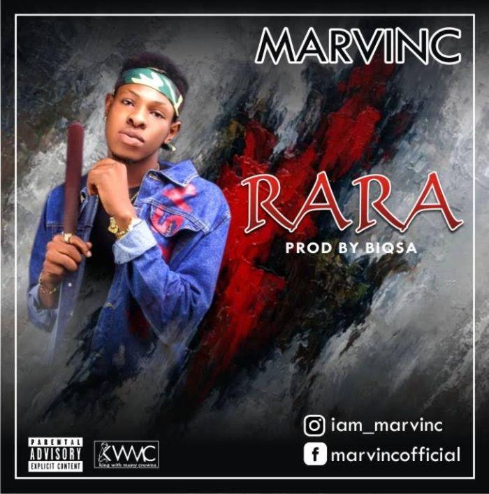 [Download Music] Marvinc – RARA Marvin10