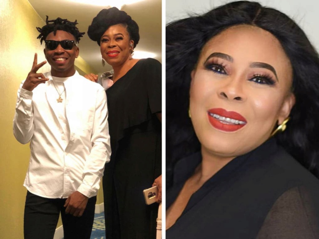 """""""I Didn't Even Give Him My Blessing"""" – Mayorkun's Mother Says Mayork32"""