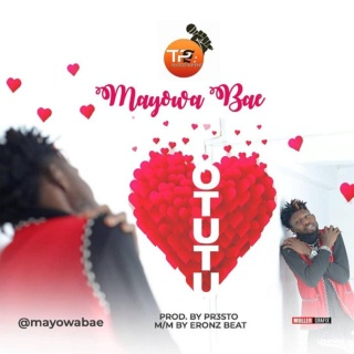 [Music] Mayowa Bae – OTUTU | Mp3 Mayowa14