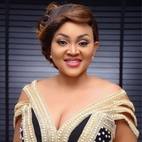 Never Be Ashamed Of Your Scars – Mercy Aigbe Tells Fans Mercy-92