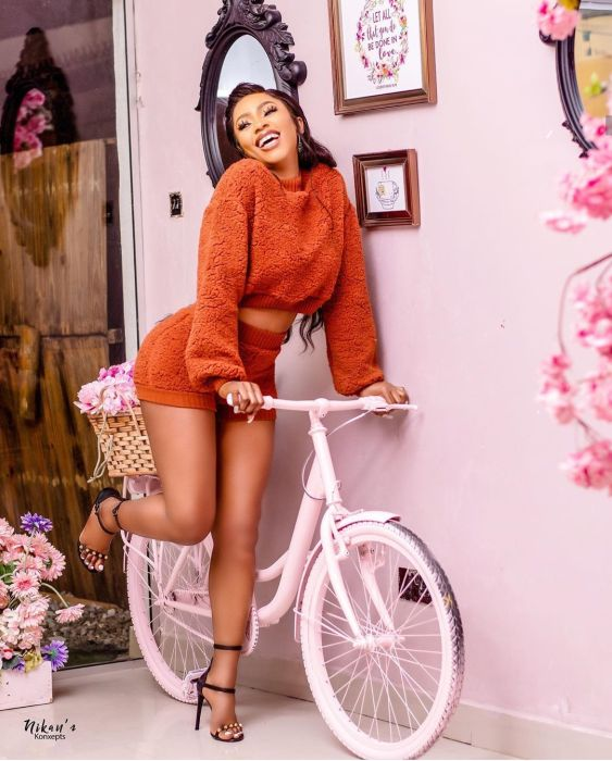 """""""You Carry Clothes That Is All Over The Market And Call It Your Brand""""- Lady Blasts Mercy Eke Mercy15"""