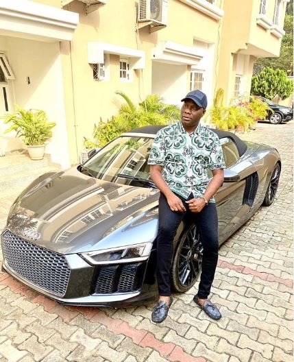 Socialite Mompha Flaunts New Ride, Trolls Friends Abusing Him For Doing Skit With Broda Shaggi Mompha23