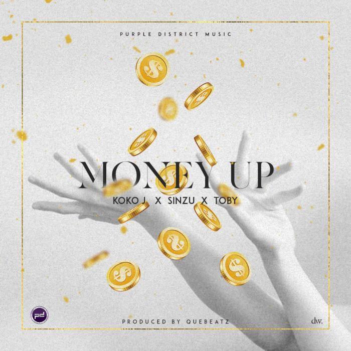 "Koko J – ""Money Up"" Ft. Sinzu x Toby | 9Jatechs Music Mp3 Money10"