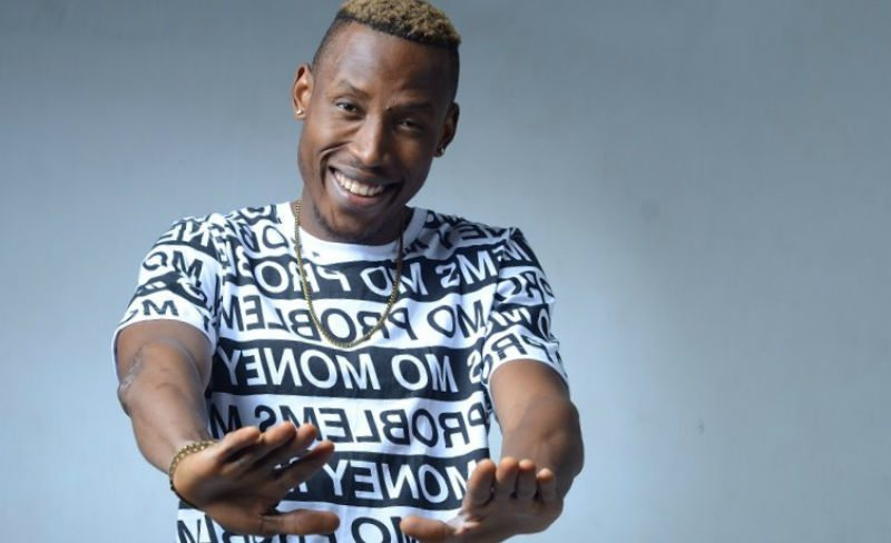 'The Only Thing In This Country That Gives People Joy Is Entertainment' – Singer Mr 2Kay Mr-2ka12